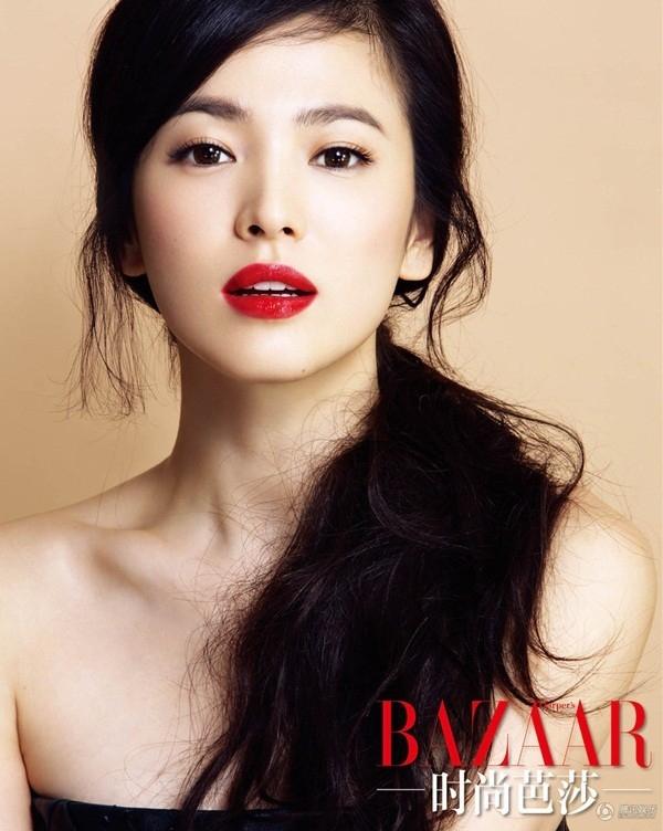 Sau nhiều năm, Song Hye Kyo vẫn là gương mặt rất được yêu thích nhấtcủa điện ảnh Hàn Quốc. (Ảnh: Internet)